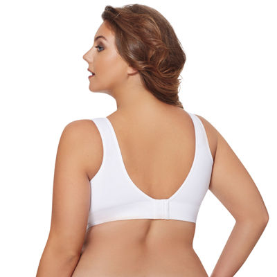 Just My Size Just My Size Comfort Wireless Full Coverage Bra-1272