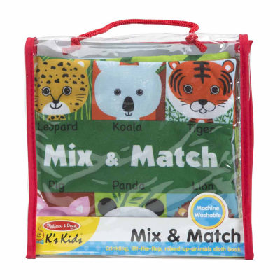 Melissa & Doug® Mix & Match