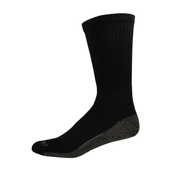 Dickies® 6-pk. Dri-Tech Comfort Crew Socks