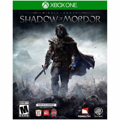 XBox One Middle-Earth: Shadow Of Mordor Video Game