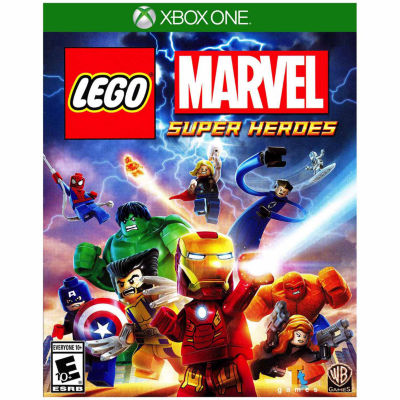 XBox One Lego Marvel Super Heroes Video Game