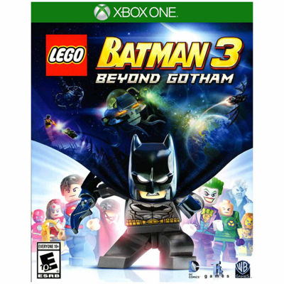 XBox One Lego Batman 3: Beyond Gotham Video Game