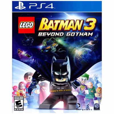 Playstation 4 Lego Batman 3: Beyond Gotham Video Game