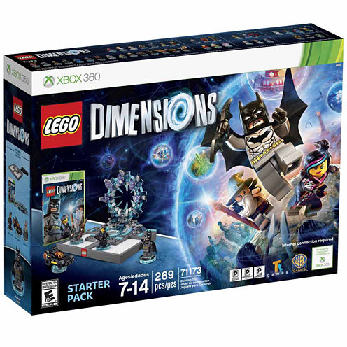 Lego Dims Starter Pack X360 50-Pc. Gaming Accessory