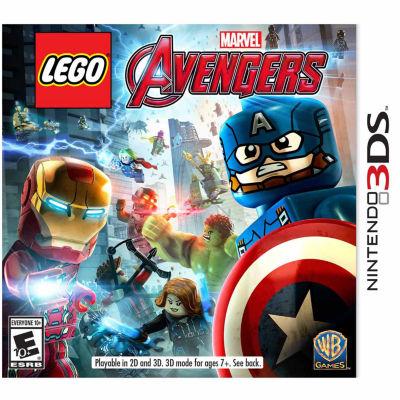 Nintendo 3DS Lego Marvel Avengers Video Game