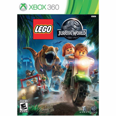Lego Jurassic World Video Game-XBox 360