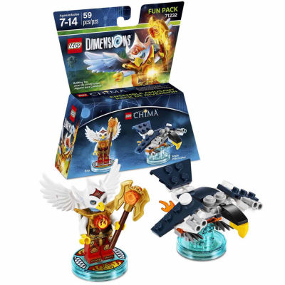 Lego Dims Chima Eris Fp  Gaming Accessory