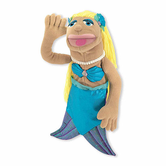 Melissa & Doug Mermaid Puppet