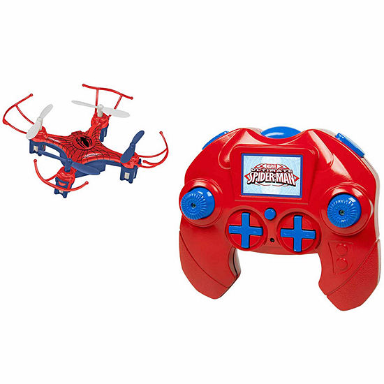Marvel Avengers Spider Man Micro Drone 4.5CH 2.4GHz RC Quadcopter