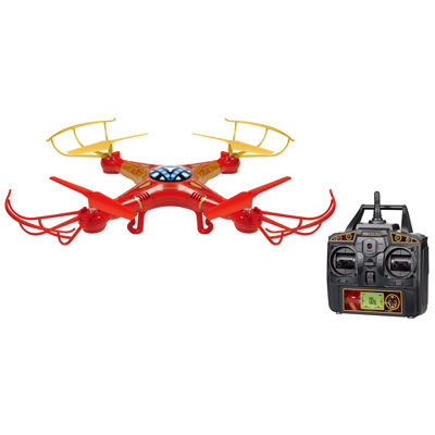 Marvel Licensed Iron Man Sky Hero 2.4GHz 4.5CH RC Drone