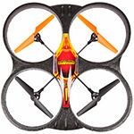 World Tech Toys 2.4Ghz 4.5ch Horizon Spy Drone Picture & Video Remote Control Quadcopter