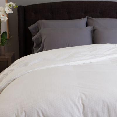 DownLinens Superior White Goose Down Comforter