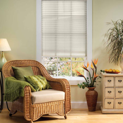 "Bali® Custom 1"" NeatPleat Cordless Pleated Shades"