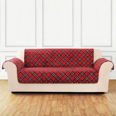 SURE FIT® Holiday Furniture Cover Sofa
