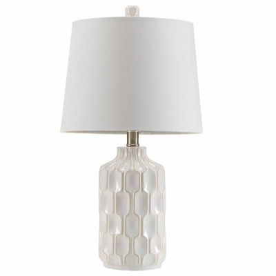INK+IVY Contour Table Lamp