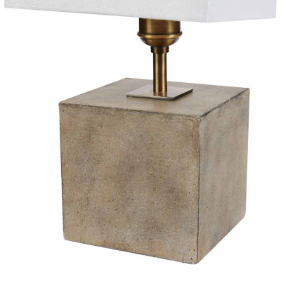INK+IVY Quad Table Lamp