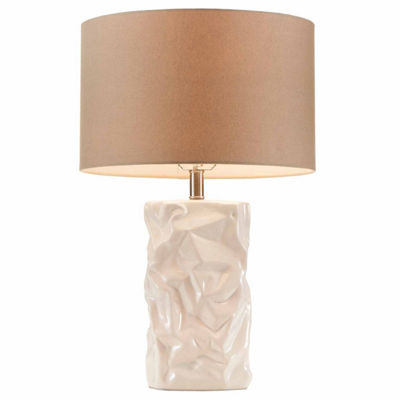Madison Park Crimp Table Lamp