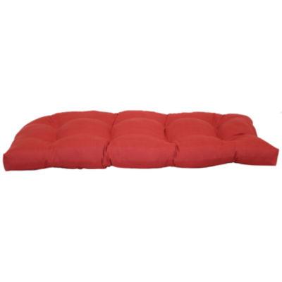 Outdoor Oasis Settee Cushion