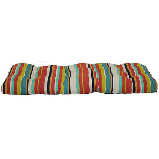 Outdoor Oasis Settee Cushion
