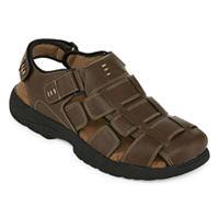 Deals on St. John's Bay Coast Mens Strap Sandals