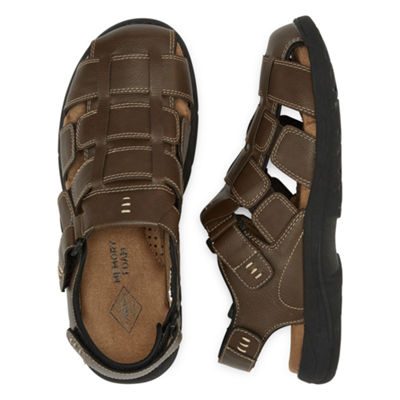 St. John's Bay Mens Coast Strap Sandals