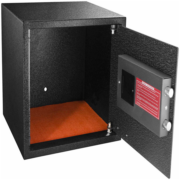 Barska HQ300 Biometric Keypad Safe