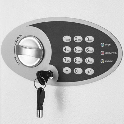Barska 48 Keys Keypad Wall Key Safe