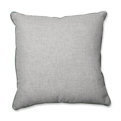 Pillow Perfect Succulent Plants 18X18 Square Throw Pillow