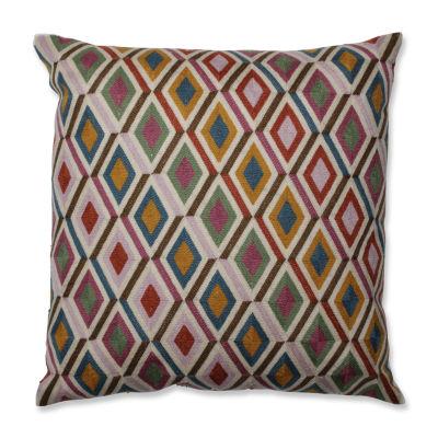 Pillow Perfect Paloma 18X18 Square Throw Pillow