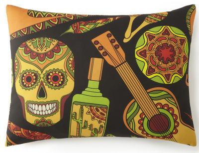 Mexican Fiesta Pillow Sham