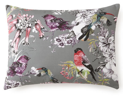 Birds In Bliss Pillow Sham