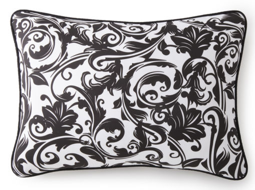 Scrollwork Pillow Sham