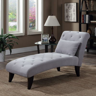 Convenience Concepts Designs4Comfort Ashley Lounge Ottoman