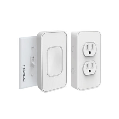 Switchmate Starter Kit - 1 Toggle Switch and 1 Power Outlet