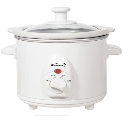 Brentwood 1.5 QT Slow Cooker