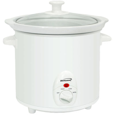 Brentwood 3 QT Slow Cooker