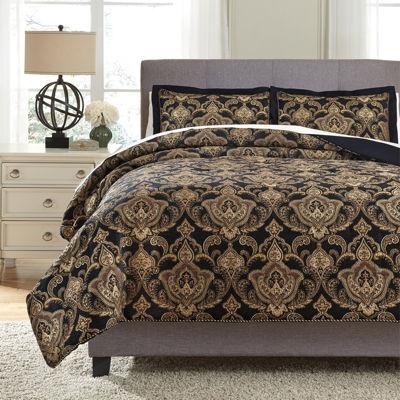 Signature Design by Ashley® Amberlin Comforter Set