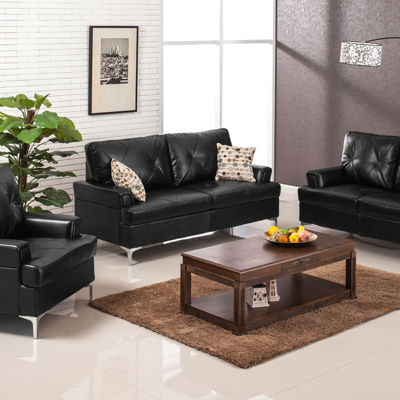 Walker Bonded Leather Sofa
