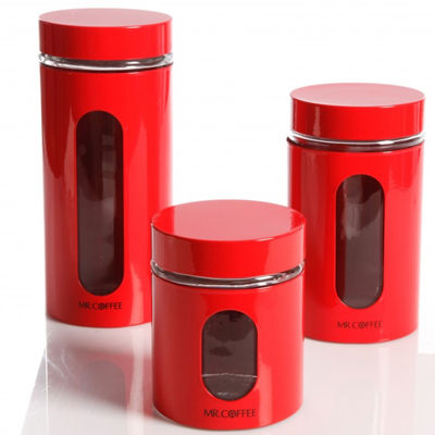 Mr. Coffee Canister