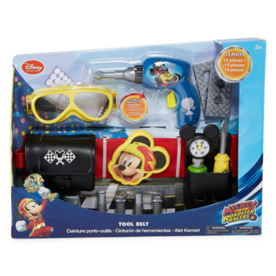 Disney 8-pc. Mickey Mouse Toy Playset - Boys