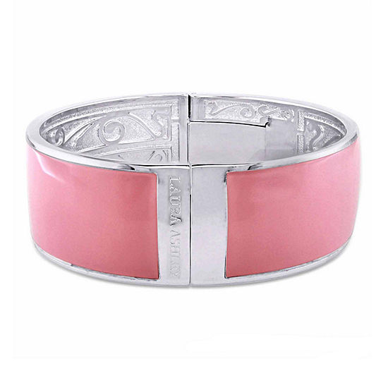 Laura Ashley Sterling Silver Bangle Bracelet