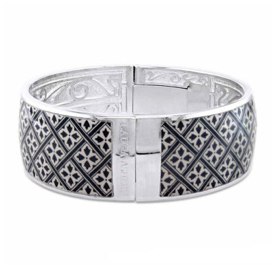 Laura Ashley Womens Bangle Bracelet