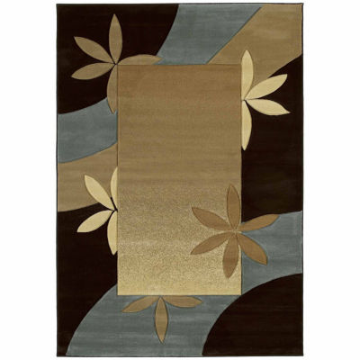 United Weavers Contours Collection Piper Rectangular Rug