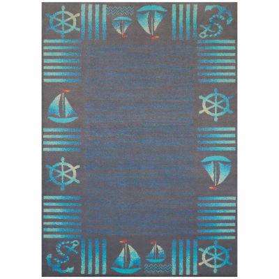 United Weavers Regional Concepts Collection Regatta Rectangular Rug