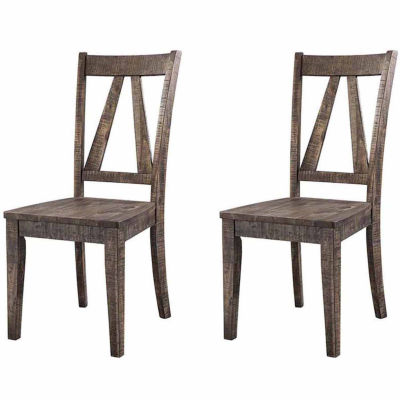 Picket House Furnishings Flynn Wooden Side Chair Set