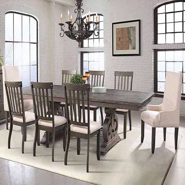 Picket House Furnishings Stanford Parson Chair Set