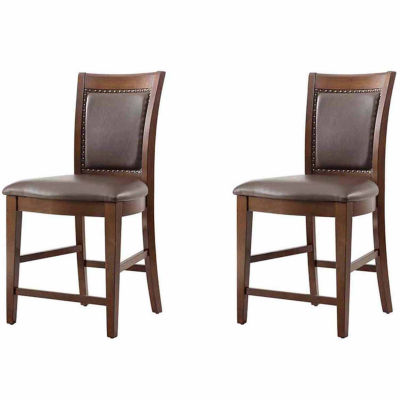 Picket House Furnishings Pruitt Counter Side Chair Set