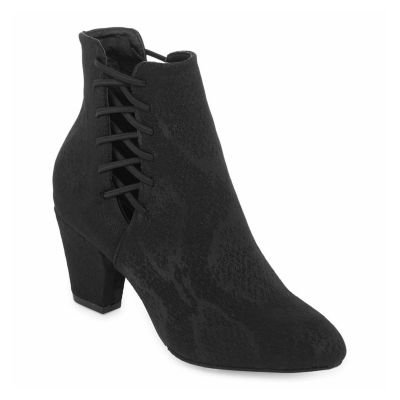 New York Transit Come In Womens Bootie