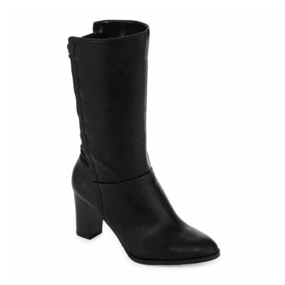 New York Transit Must Be Right Womens Riding Boots