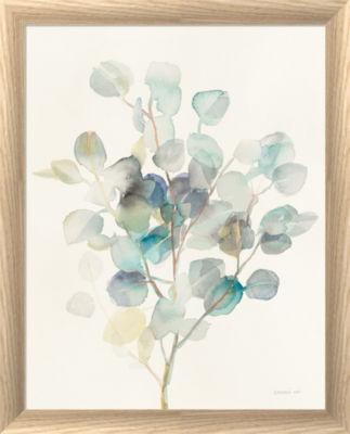 Metaverse Art Eucalyptus III Framed Print
